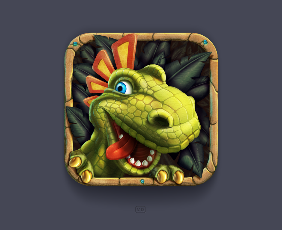 Tribez iOS Icon